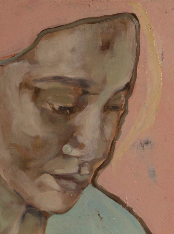The-girl-with-the-pearl-nose-ring-Oil-on-wood-panel-30cm-x-24cm